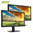 【お得な2台セット】【送料無料】【在庫あり】Acer 27型ワイド液晶ディスプレイ KA270Hbid (VA/ ...