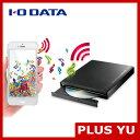 【在庫目安:あり】【送料無料】IODATA CDRI-W24AI iOS&Android両対応 音楽CD取り込みドライブ 「CDレコ Wi-Fi」