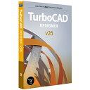 【送料無料】Canon CITS-TC26-003 TurboCAD v26 DESIGNER 日本語版【在庫目安:お取り寄せ】