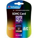 【在庫目安:あり】【送料無料】三菱ケミカルメディア SDHC32GJVB2 SDHC Card 32GB Class 10