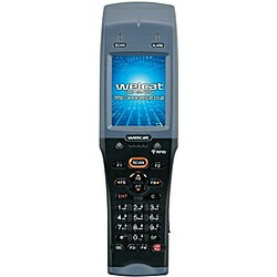 【送料無料】WELCAT XIT-261-G カラー液晶UHF帯2次元無線ハンディターミナル【在庫目安:お取り寄せ】