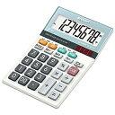 SHARP EL-M720X グラストップデザイン電卓 8桁 (ミニナイスサイズタイプ)【在庫目安:お取り寄せ】| 事務機 電卓 計算機 電子卓上計算機..