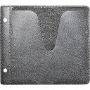 【送料無料】サンワサプライ FCD-FRBD50BK ブルーレイディスク対応不織布ケース(リング穴付き・50枚入り・ブラック)【在庫目安:お取り寄せ】| パソコン周辺機器 ディスクケース ディスク 収納 ケース CDケース DVDケース BDケース 保護
