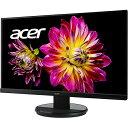 【在庫目安:あり】【送料無料】Acer 27型ワイド液晶ディスプレイ K272HLEbmidx (非光沢/ 1920x1080/ 300cd/ 100000000:1/ 4ms/ ブラッ..