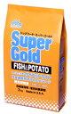 魚とポテトが主原料の低アレルゲンフードです。太り気味の愛犬に適した低カロリータイプ。ALL10Feb09【soumupoint10】【送料無料】【ポイント10倍 2月13日まで】 森乳サンワールド スーパーゴールド フィッシュ&ポテト ダイエットライト 体重調整用低アレルギーフード 3kg
