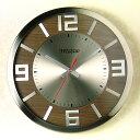 レトロデザインの壁掛け時計結婚 引越し 新築 開店 新生活 記念日 誕生日 恋人 友人 女性 男性 家族へのギフト・プレゼントにもドウゾ!MCM Wooden ダイアル クロック 《WCL014》