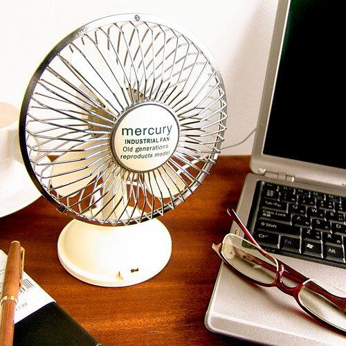 MERCURY USB FAN [ファン/扇風機]