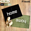 ���փ}�b�g�y�����y16���܂ŁzFloyd Home & Away Rug [ FL24 ]�t
