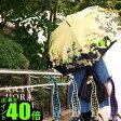 長傘 レディース かわいい 【あす楽16時まで】OFESS LONG UMBRELLA SILHOUETTE KAYO HORAGUCHIカヨ ホラグチ オフェス ロングアンブレラ [ Φ118cm ]傘 アンブレラ 長傘 軽量 雨傘 耐風 レディース◇晴雨兼用 折りたたみ UVカット 女性 ラグマット おしゃれ