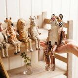 ���åɥ��˥ޥ�ȥ� ���åɥ��˥ޥ� ��ʪ ���֥��� �̲��ڤ�����16���ޤǡ� ���å� ���˥ޥ� �ȥ� Wood Animal Toy���� ưʪ ������� �ץ쥼��� ���ե� £��ʪ �ץ쥼��� ���⤷�?�� ����ƥꥢ��������� ���ե� ����