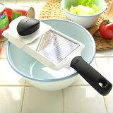 【到明天音乐16点】【OXO】Handy Slicer OXO 不利条件切片机[薄片用](S)[【あす楽16時まで】【OXO】 Handy Slicer オクソー ハンディスライサー [薄切り用] (S)]