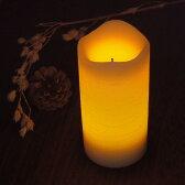 【あす楽16時まで】フレイムレスキャンドル Lサイズ[タイマー付き]Flameless Candles CAT65600【照明 テーブルランプ アロマキャンドル キャンドルライト】(キャンドルランプ 懐中電灯 ランタン おしゃれ 癒し リラックス 電子キャンドル) ライト 結婚祝い
