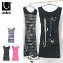 RoomClip商品情報 - 【あす楽16時まで】 Umbra LITTLE BLACK&PINK DRESS アンブラ リトル ブラック&ピンク ドレス[ アクセサリー 収納 ケース ディスプレイ ハンガー ] F