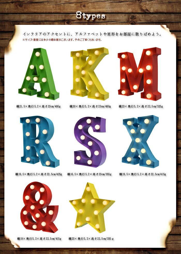 LEDライト 照明【あす楽14時まで】マーキー...の紹介画像2