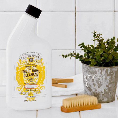 【あす楽14時まで】 J.R.Watkins Toilet Bowl Cleanser ジェイアールワトキンス トイレクリーナー [ トイレ 洗剤 ] マルチ クリーナー 自然派 【楽ギフ_包装】【楽ギフ_メッセ】 (-)の写真