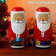 \MAX52倍★スーパーSALE期間中/サンタクロース 置物 マトリョーシカ クリスマス【あす楽16時まで】 サンタクリョーシカ SANTACRYOSHIKAサンタ クリスマス雑貨 クリスマスグッズ 人形 おもちゃ 北欧 手作り ハンドメイド 木製 10P03Dec16