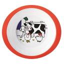ブルーナ のイラストが かわいい ランチプレート ★ディックブルーナ 食器 キッズ 小皿 子供 メラミン キャラクター プレート 皿 ランチ 女の子 男の子 食育 動物 カラフル