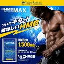 【お試し価格】【美味しいHMBドリンク!】『HMB MAX SS CHARGE 単品』【スポーツ粉末飲料】【レモン味】