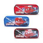スパイダーマン マーベル シングルジッパーペンポーチ 4589617953634