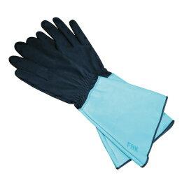 【 送料無料 】 動物用皮手袋(薄型)小(全長約38cm)