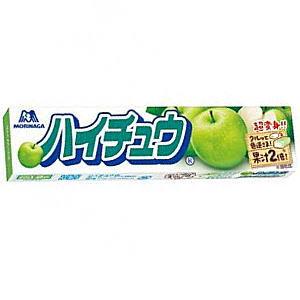 クーポン配布中★森永 12粒ハイチュウグリーンアップル 12本入