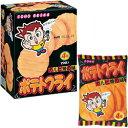東豊製菓ポテトフライ カルビ焼の味11g(4枚)×20袋入り