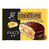 ロッテチョコパイ PABLO監修チーズケーキ個売りタイプ 6個入