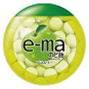 味覚糖e-maのど飴 ブラムリー33g丸型容器×6入 【イーマ】