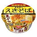 あす楽 日清まねきのえきそば 天ぷら [近畿]85g×12食入