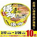 東洋水産 マルちゃん37gまめとんこつ博多ラーメン(ミニ)12食入