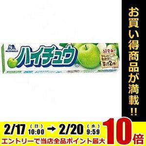 森永 12粒ハイチュウグリーンアップル 12本入