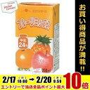 らくのうマザーズフルーツミックス250ml紙パック 24本入(フルーツ牛乳)