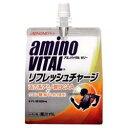 味の素 アミノバイタルゼリードリンク リフレッシュチャージ180g 30個入 〔AMINO VITAL〕[スポーツドリンク]