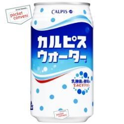 カルピスカルピスウォーター350g缶 24本入