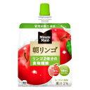 コカ・コーラミニッツメイド 朝リンゴ180g×24本入〔コカコーラ ゼリー飲料〕