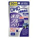 DHC20日分 速攻ブルーベリー1袋(サプリメント)