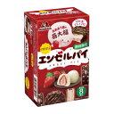 森永ミニエンゼルパイ 苺大福8個入×5箱入