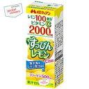 メロディアンすっぴんレモン C2000200ml紙パック 24本入