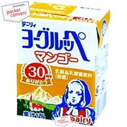 南日本酪農協同(株)デーリィ ヨーグルッペマンゴ...の商品画像