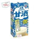 森永製菓甘酒1000ml(1L) 6本入[あまざけ あま酒]