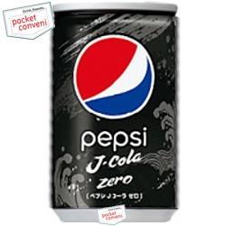 サントリーペプシ Jコーラゼロ (ZERO)155ml缶(ミニ缶) 30本入 カロリーゼロ
