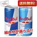 【送料無料】レッドブル185ml缶 48本セット(24本入×選べる2アイテム)〔Red Bull ミ
