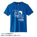 DONIC I'm DORAEMON 卓球Tシャツ C ブルー LL YL127