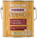 RoomClip商品情報 - 木材保護材 (油性)タフソート 3.2L