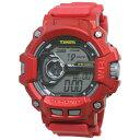T-sports デジタル 腕時計 TS-D043-RD
