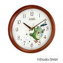 となりのトトロ 掛時計 トトロ M27 8MGA27RH06
