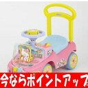 【今ならポイントアップ 〜12/12 1:59まで】(ベビー足けり 乗用玩具 自動車)  わくわくハローキティα
