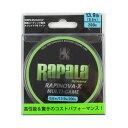 ラパラ・ジャパン(Rapala) ラピノヴァ・エックス マルチゲーム 200m 0.6号 ライムグリーン(東日本店)