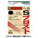 オーナー OH S-へらプロスト 3号 茶(東日本店)