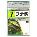 オーナー OH フナ鈎 7号 茶(東日本店)